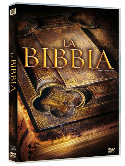 LA BIBBIA (DVD)