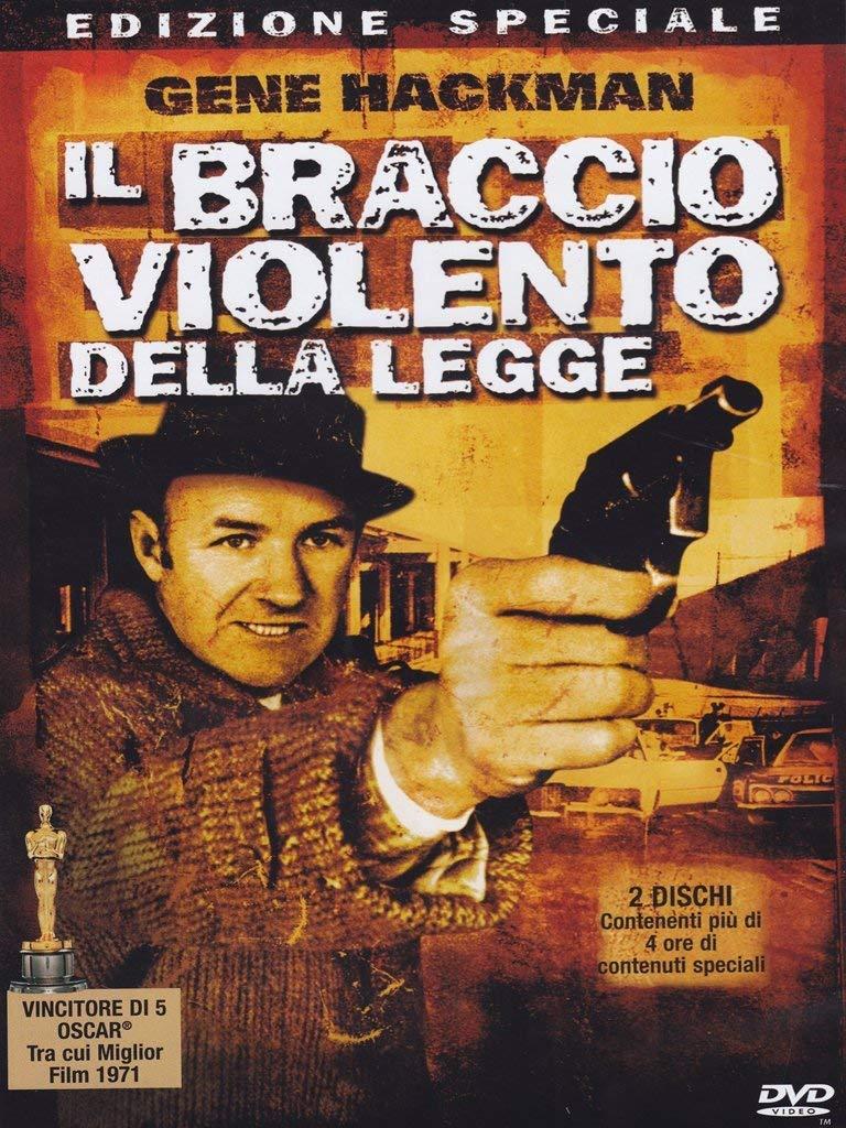 IL BRACCIO VIOLENTO DELLA LEGGE 2DVD (DVD)