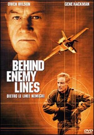 BEHIND ENEMY LINES-DIETRO LE LINEE NEMICHE (DVD)