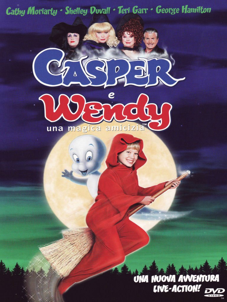 CASPER E WENDY (DVD)
