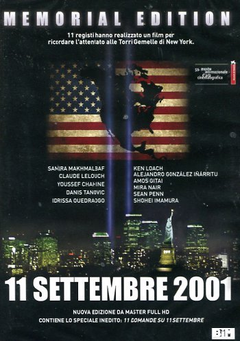 11 SETTEMBRE 2001 - EX NOLEGGIO (DVD)