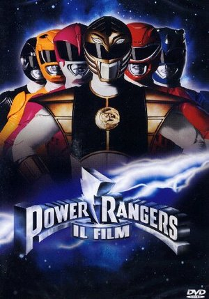 POWER RANGERS IL FILM (DVD)