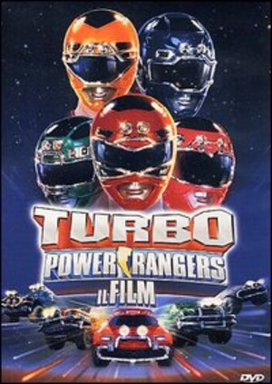 TURBO POWER RANGERS IL FILM (DVD)