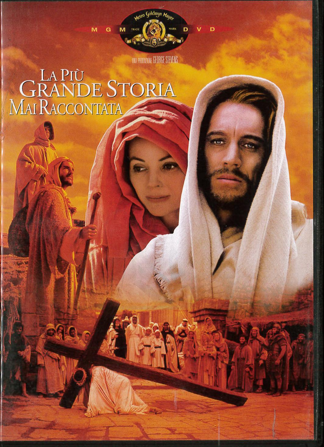 LA PIU' GRANDE STORIA MAI RACCONTANTA (DVD)