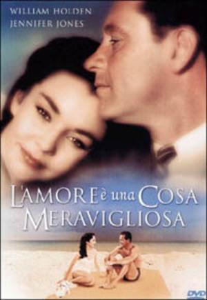 L'AMORE E' UNA COSA MERAVIGLIOSA (DVD)