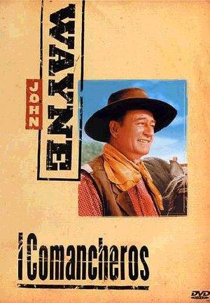 I COMANCHEROS (DVD)