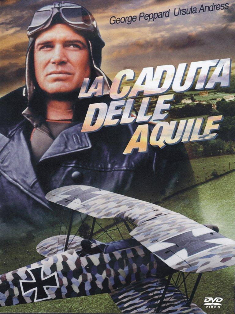 LA CADUTA DELLE AQUILE (DVD)