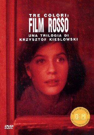 TRE COLORI - FILM ROSSO (DVD)