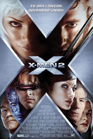 X-MEN 2 DTS 2-DVD (DVD)
