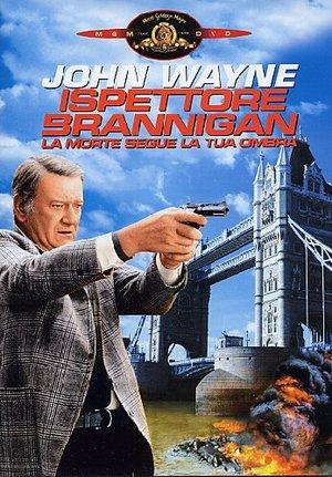 ISPETTORE BRANNIGAN LA MORTE SEGUE LA TUA OMBRA (DVD)