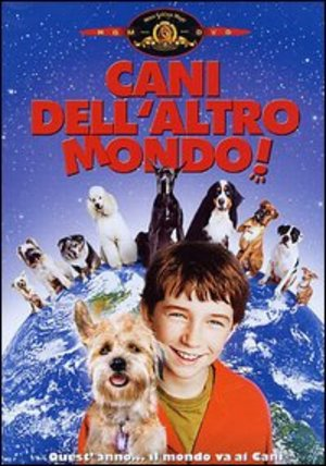 CANI DELL'ALTRO MONDO (DVD)