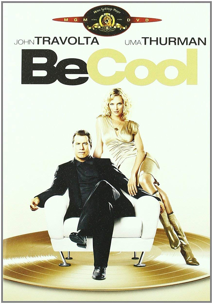 BE COOL (2DVD) (DVD)