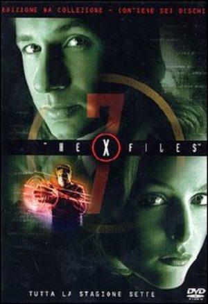 COF.THE X FILES 07 TUTTA LA STAGIONE (DVD)