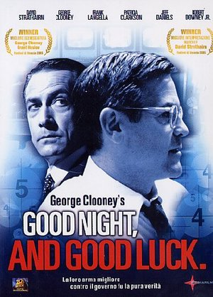 GOOD NIGHT AND GOOD LUCK - 2DVD (DVD)