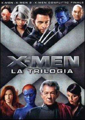COF.X-MEN LA TRILOGIA - (3 DVD) (DVD)