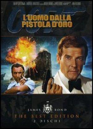 007 - L'UOMO DALLA PISTOLA D'ORO (BEST EDITION) (2 DVD) (1974 )