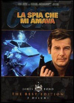 007 - LA SPIA CHE MI AMAVA (BEST EDITION) (2 DVD) - USATO DVD (D