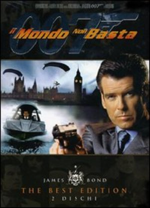 007 - IL MONDO NON BASTA (BEST EDITION) (DVD)