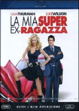 LA MIA SUPER EX-RAGAZZA (BLUE-RAY)