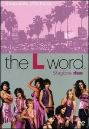 COF.THE L WORD - STAG.02 (4 DVD) (DVD)