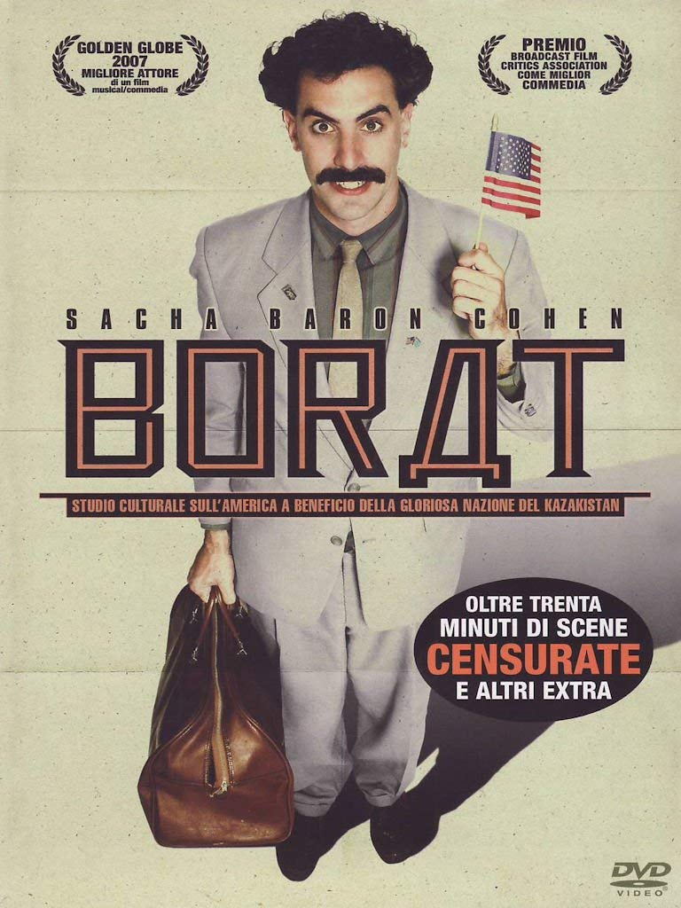BORAT (DVD)