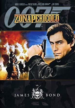 007 - ZONA PERICOLO (DVD)