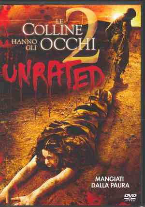 LE COLLINE HANNO GLI OCCHI 2 (2007) (DVD)