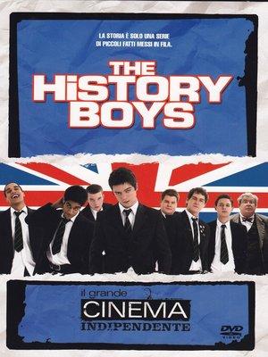 THE HISTORY BOYS (DVD)
