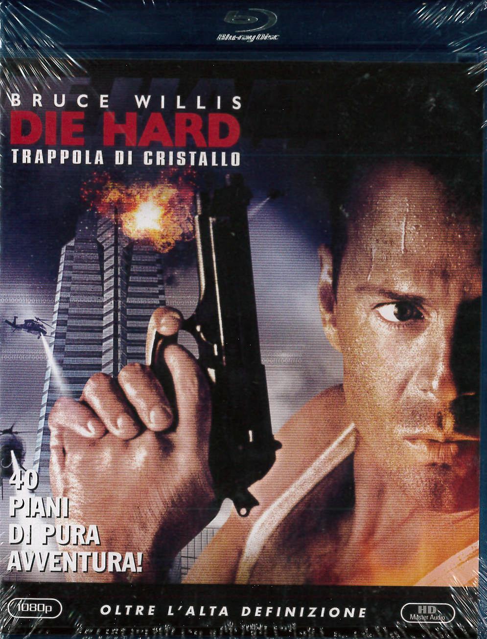 DIE HARD - TRAPPOLA DI CRISTALLO (BLU-RAY)