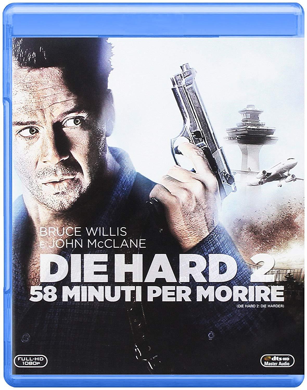 DIE HARD 2 - 58 MINUTI PER MORIRE (BLU-RAY)