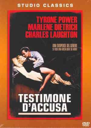 TESTIMONE D'ACCUSA (DVD)