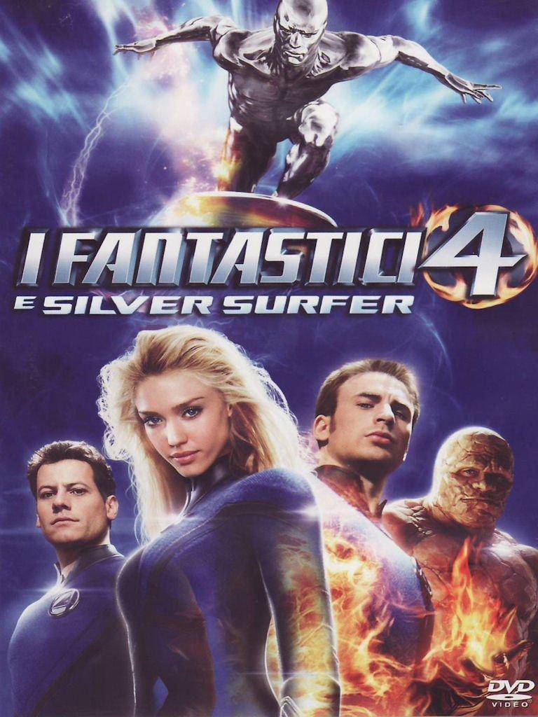 I FANTASTICI 4 E SILVER SURFER - (DVD)