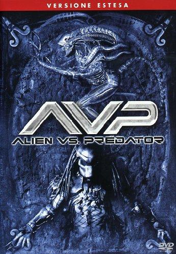 ALIEN VS. PREDATOR (EXTENDED VERSION) (DVD)