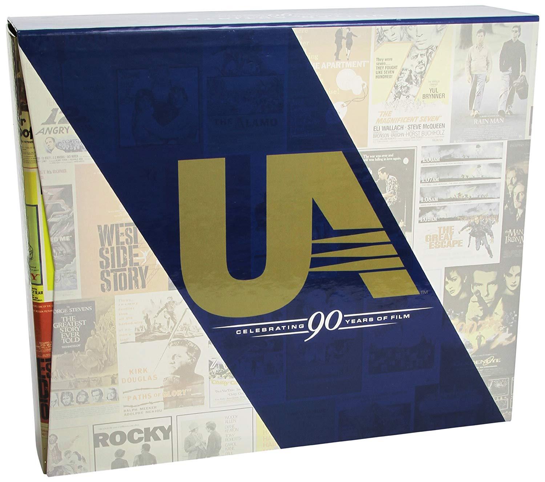 COF.UNITED ARTISTS MONSTERBOX (30 DVD) (DVD)