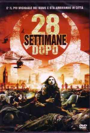 28 SETTIMANE DOPO (DVD)