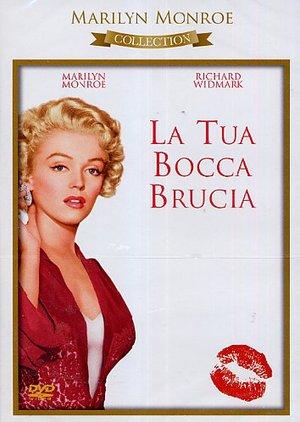 LA TUA BOCCA BRUCIA (DVD)