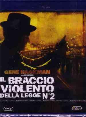IL BRACCIO VIOLENTO DELLA LEGGE 2 (BLUE RAY)