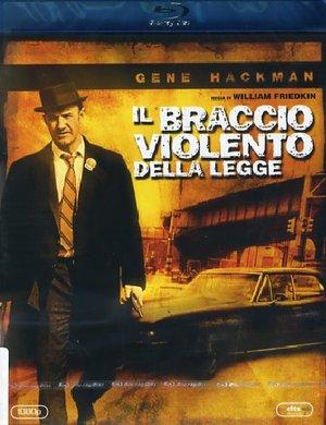 IL BRACCIO VIOLENTO DELLA LEGGE (BLU-RAY) (2DISCHI)