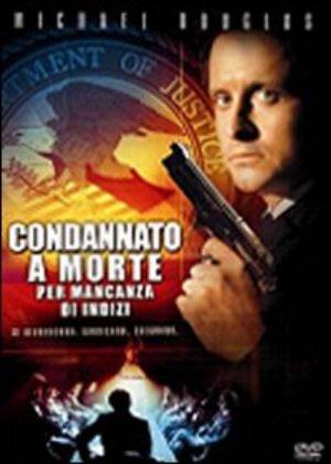 CONDANNATO A MORTE PER MANCANZA DI INDIZI (DVD)