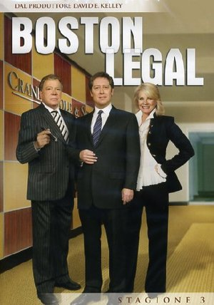 COF.BOSTON LEGAL - STAG.03 (6 DVD) (DVD)