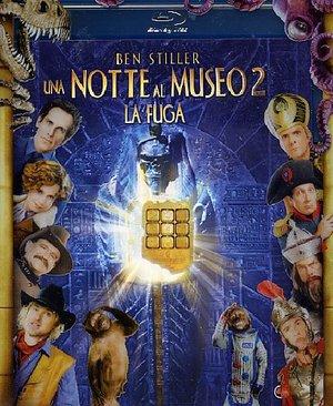 UNA NOTTE AL MUSEO 2 - LA FUGA (BLU-RAY)