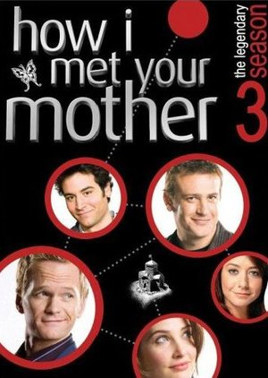 COF.HOW I MET YOUR MOTHER - STAG.03 (3 DVD) (DVD)