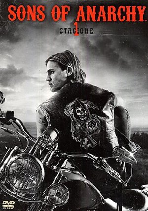 COF.SONS OF ANARCHY - STAG.01 (4 DVD) (DVD)