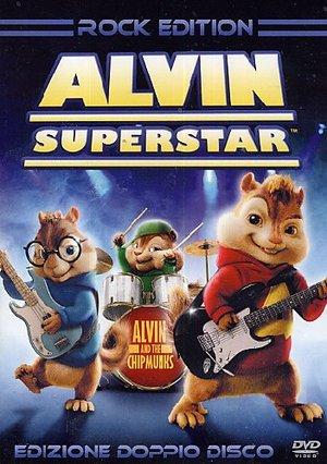 ALVIN SUPERSTAR (ROCK EDITION) (2 DVD) - USATO (DVD)
