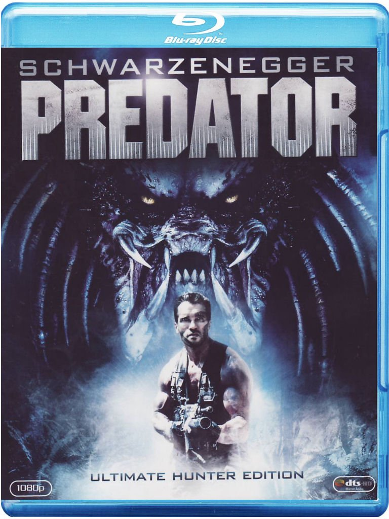 PREDATOR (ULTIMATE HUNTER EDITION) (BLU-RAY )