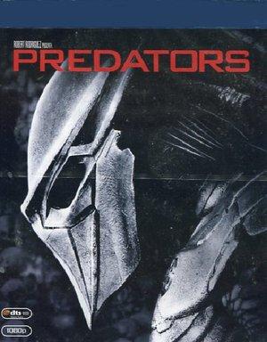 PREDATORS (BLU-RAY+DVD+DIGITAL COPY)