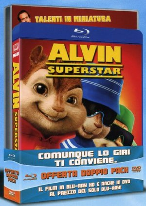 ALVIN SUPERSTAR (EDIZIONE B-SIDE) (DVD+BLU-RAY)