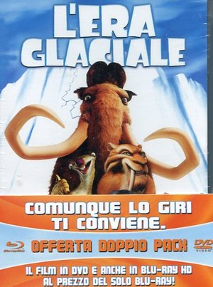 L'ERA GLACIALE (EDIZIONE B-SIDE) (DVD+BLU-RAY)