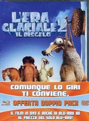 L'ERA GLACIALE 2 - IL DISGELO (EDIZIONE B-SIDE) (DVD+BLU-RAY)