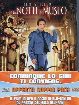 UNA NOTTE AL MUSEO (DVD+BLU-RAY)